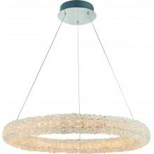Люстра подвесная светодиодная Arte Lamp A1726SP-1CC хром 46 Вт 3000K
