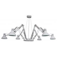 Люстра в стиле Лофт Arte Lamp A2043SP-6WH белый