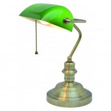 Настольная лампа Arte Lamp A2492LT-1AB античная бронза