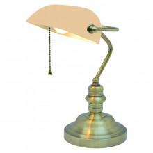Настольная лампа Arte Lamp A2493LT-1AB античная бронза