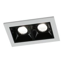 """Светильник """"кардан"""" Arte Lamp A3153PL-2BK Grill 6 Вт черный"""