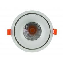 Встраиваемый светодиодный светильник Arte Lamp A3315PL-1WH белый 15 Вт 3000K