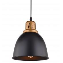 Люстра в стиле Лофт Arte Lamp A4245SP-1BK черный