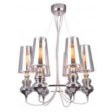 Люстра подвесная Arte Lamp A4280LM-6CC хром