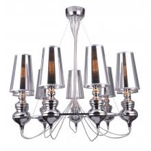 Люстра подвесная Arte Lamp A4280LM-9CC хром