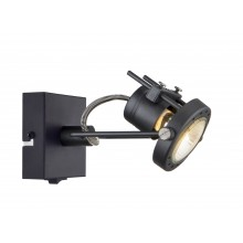 Светильник спот с выключателем Arte Lamp A4300AP-1BK черный