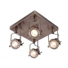 Светильник спот Arte Lamp A4300PL-4AB Costruttore