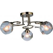 Люстра потолочная Arte Lamp A5004PL-3AB Alessandra