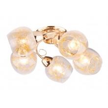 Люстра потолочная Arte Lamp A5006PL-5GO золото