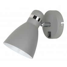 Светильник спот Arte Lamp A5049AP-1GY серый