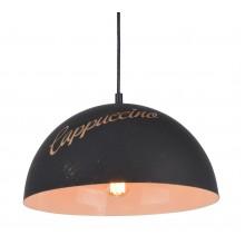 Люстра в стиле Лофт Arte Lamp A5063SP-1BN черно-золотой