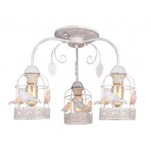 Люстра потолочная Arte Lamp A5090PL-3WG бело-золотой