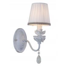 Бра Arte Lamp A5656AP-1WG бело-золотой