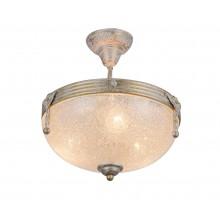 Люстра потолочная Arte Lamp A5861PL-3WG бело-золотой