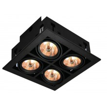 "Светильник ""кардан"" Arte Lamp A5930PL-4BK Cardani"