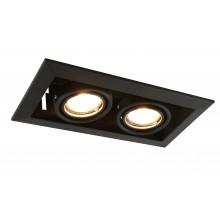 """Светильник """"кардан"""" Arte Lamp A5941PL-2BK черный"""