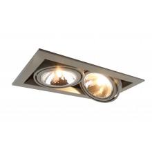 "Светильник ""кардан"" Arte Lamp A5949PL-2GY серый"
