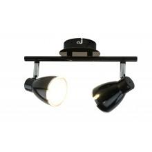Светильник спот светодиодный Arte Lamp A6008PL-2BK черный 5 Вт 3000K