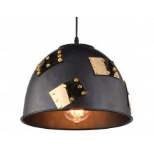 Люстра в стиле Лофт Arte Lamp A6023SP-1BK черный