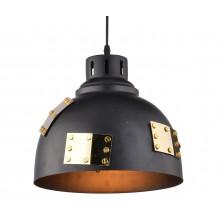 Люстра в стиле Лофт Arte Lamp A6024SP-1BK черный