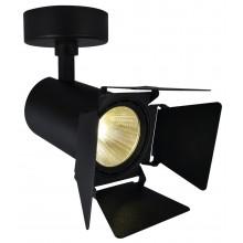 Светильник спот светодиодный Arte Lamp A6709AP-1BK черный 9 Вт 4000K
