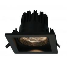 """Светильник """"кардан"""" Arte Lamp A7007PL-1BK черный 7 Вт 3000K"""