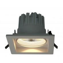 "Светильник ""кардан"" Arte Lamp A7007PL-1WH белый 7 Вт 3000K"