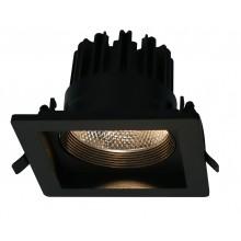 """Светильник """"кардан"""" Arte Lamp A7018PL-1BK черный 18 Вт 3000K"""