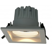 "Светильник ""кардан"" Arte Lamp A7018PL-1WH белый 18 Вт 3000K"