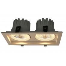 "Светильник ""кардан"" Arte Lamp A7018PL-2WH белый 18 Вт 3000K"
