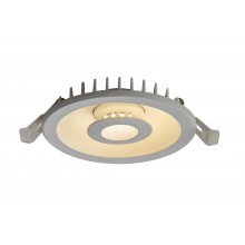 Встраиваемый светодиодный светильник Arte Lamp A7203PL-2WH белый 3 Вт/3 Вт 3000K