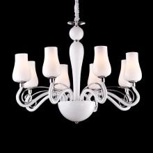 Люстра подвесная Arte Lamp A8110LM-8WH Biancaneve