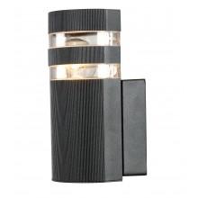 Бра уличное Arte Lamp A8162AL-1BK черный