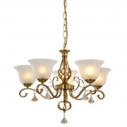 Люстра подвесная Arte Lamp A8391LM-5PB Cono