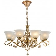 Люстра подвесная Arte Lamp A8391LM-8PB Cono