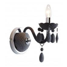 Бра хрустальное Arte Lamp A8888AP-1GY серый