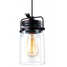 Люстра в стиле Лофт Arte Lamp A9179SP-1CK шоколад