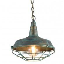 Люстра в стиле Лофт Arte Lamp A9181SP-1BG старая медь