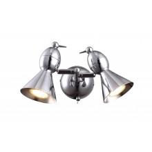 Светильник спот Arte Lamp A9229AP-2CC хром
