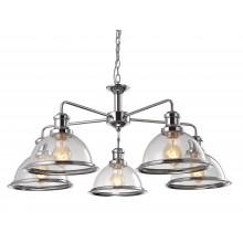 Люстра подвесная Arte Lamp A9273LM-5CC хром