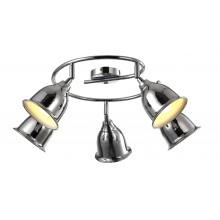 Светильник спот Arte Lamp A9557PL-5CC хром