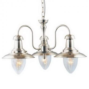 Люстра подвесная Arte Lamp Fisherman A5518LM-3SS