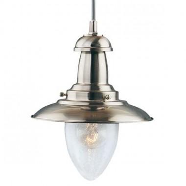 Светильник в стиле Лофт подвесной Arte Lamp Fisherman A5518SP-1SS