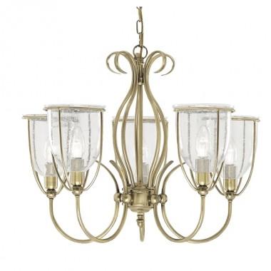Люстра подвесная Arte Lamp Salvador A6351LM-5AB