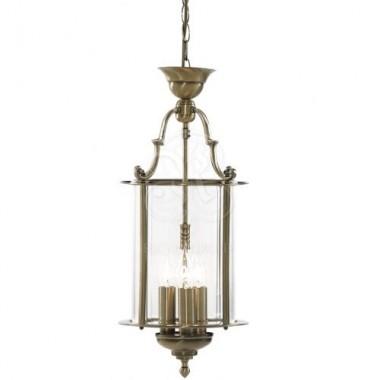 Светильник в стиле Лофт подвесной Arte Lamp Rimini A6503SP-3AB