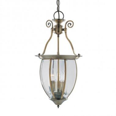 Светильник в стиле Лофт подвесной Arte Lamp Rimini A6509SP-3CC