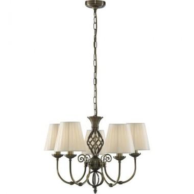 Люстра подвесная Arte Lamp Zanzibar A8390LM-5AB