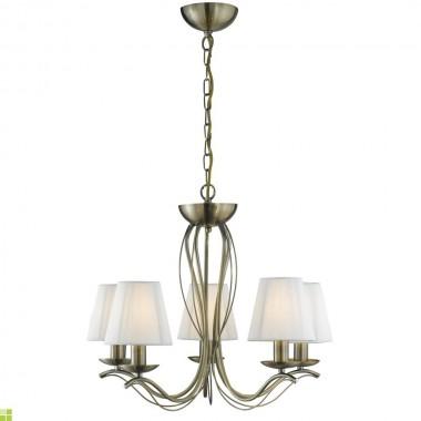 Люстра подвесная Arte Lamp Domain A9521LM-5AB