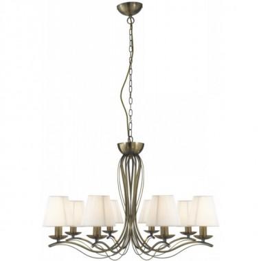 Люстра подвесная Arte Lamp Domain A9521LM-8AB