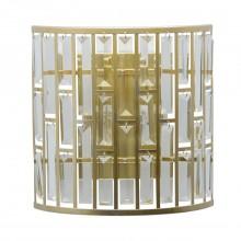 Светильник бра Regenbogen Life 121020102 Монарх золото